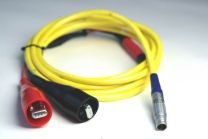 Trimmark 3 Radio to Alligator Clips Power Cable