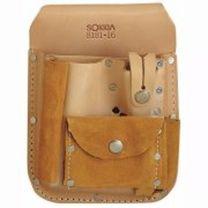Sokkia Surveyors 7-Pocket Leather Tool Pouch