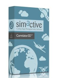 SimActive Correlator 3D UAV Photogrammetry Software - Free two week trial available