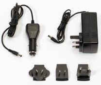 12V battery charger for ZEB REVO
