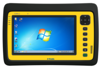 Trimble Yuma 2 Rugged Tablet Computer, Surface Glass, 128 GB, Yellow